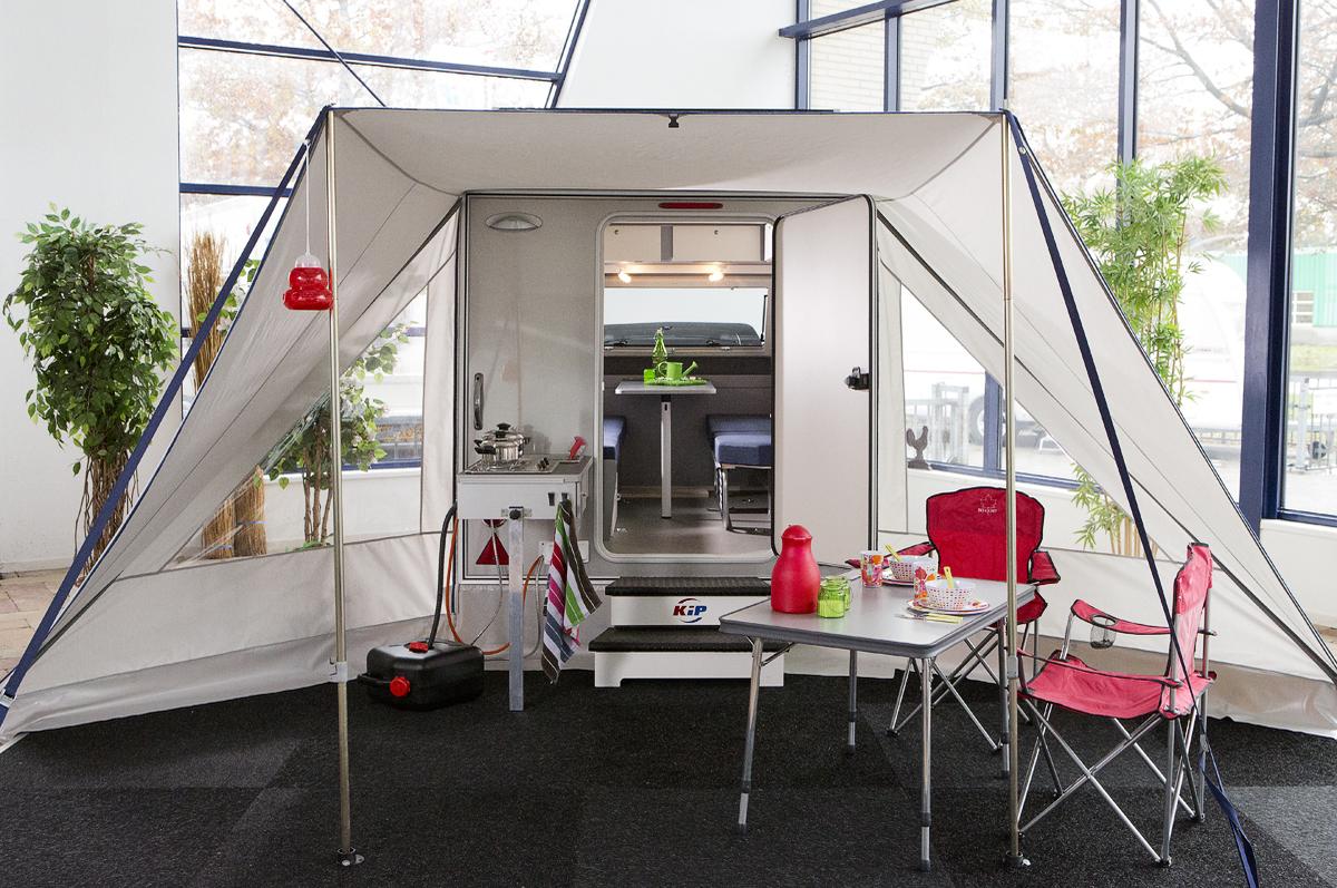 Tarp voor Kip Shelter: vanaf € 495,00